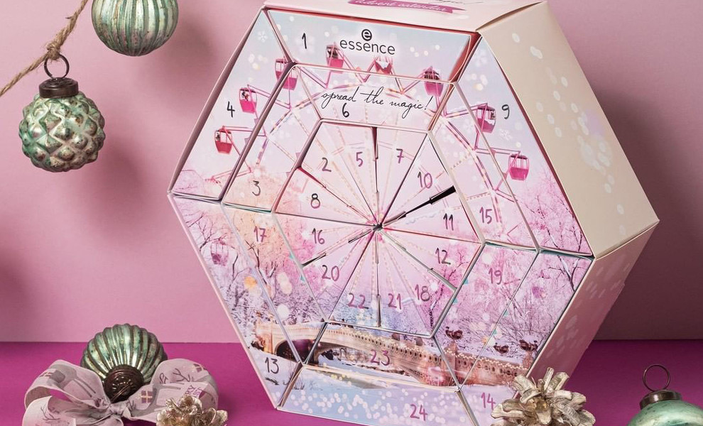 Sorteamos el calendario de Adviento 'beauty' de Essence