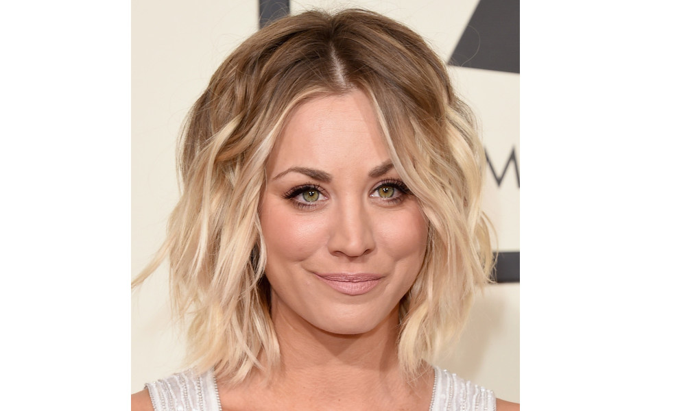 Kaley Cuoco quiere llevarse un trocito de 'The Big Bang Theory' a casa