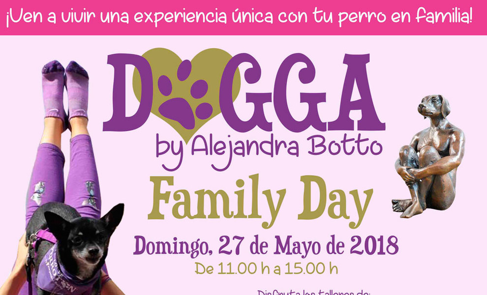 Llega a Madrid el primer Dogga Family Day by Alejandra Botto