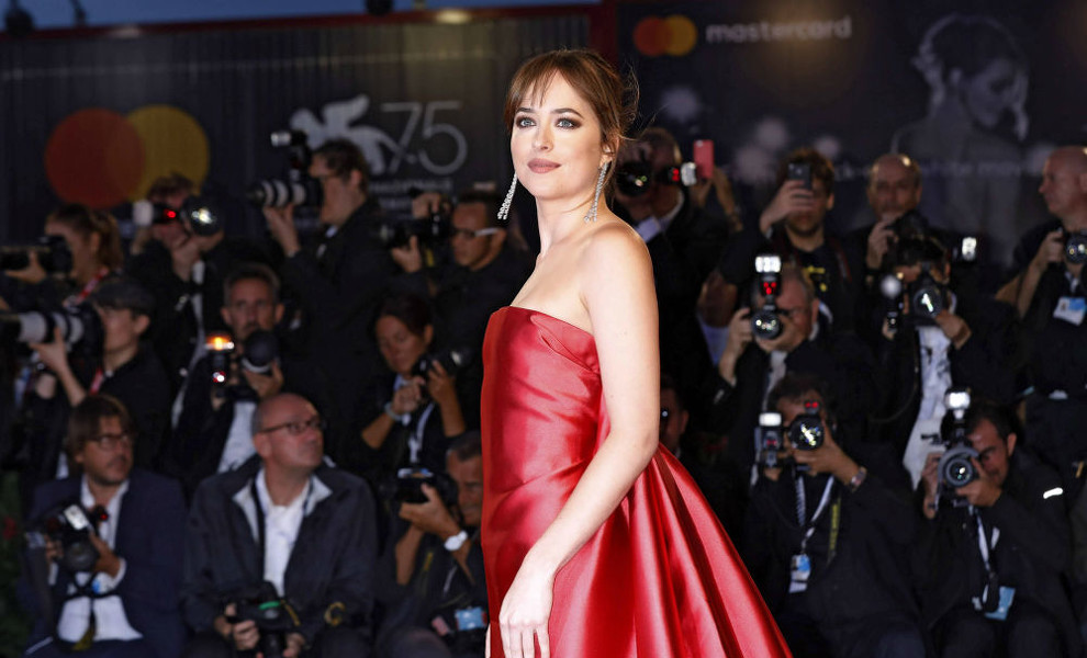 Dakota Johnson desmiente estar embarazada