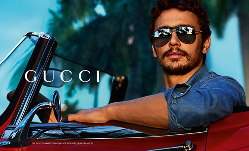 Gucci ficha a James Franco