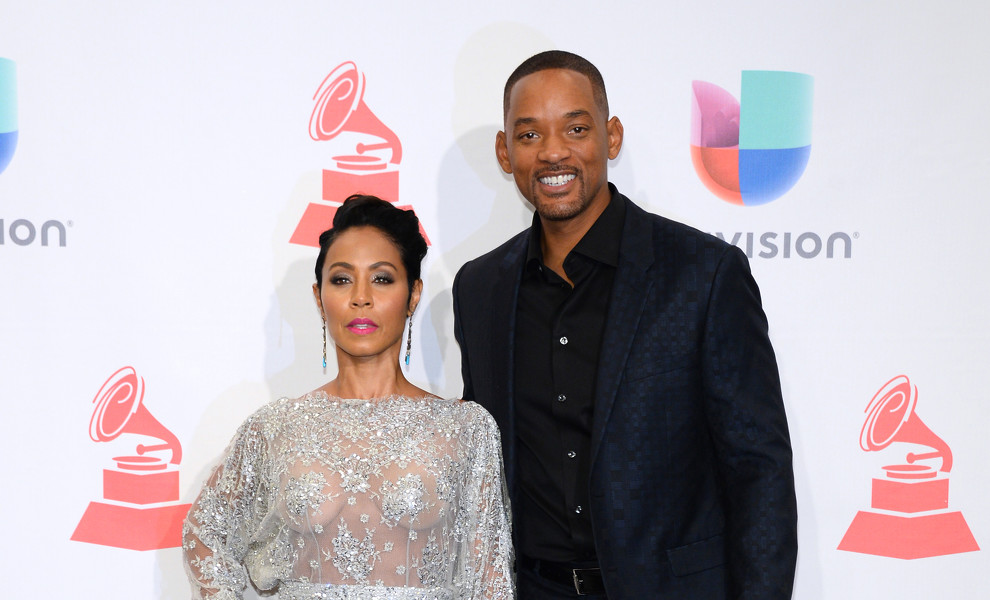 Will Smith y Jada pinket no están casados