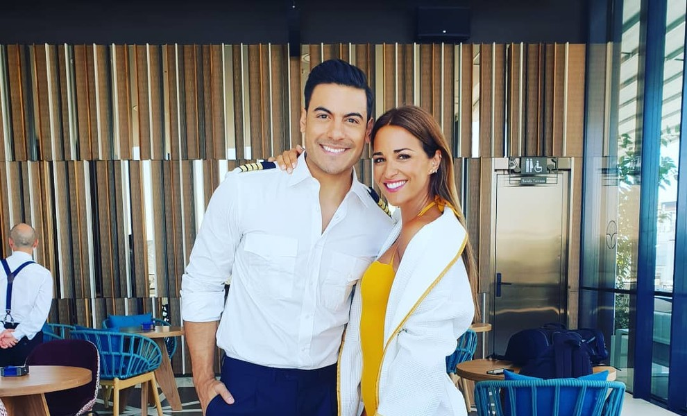 Paula Echevarría, fan absoluta de Carlos Rivera